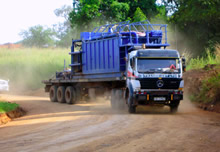 Transport & logistics solutions